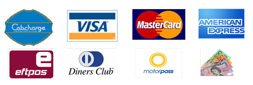 Accepted Payment Card Types